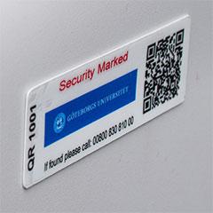 Stöldskydda IT-utrustningen med ID Mark