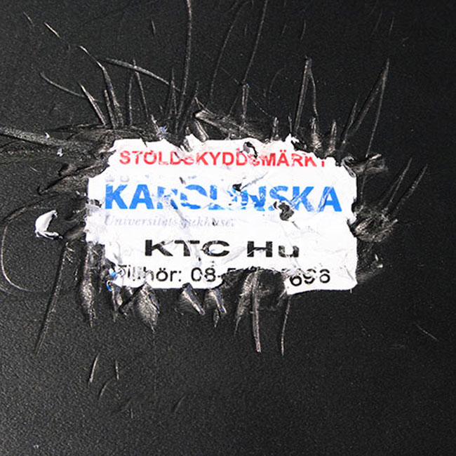 Stöldmärkningen ID Mark